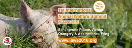 First International Animal Welfare Summit Header